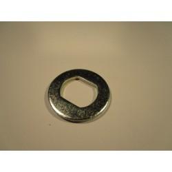 Abstandscheibe 0,5 mm verzinkt