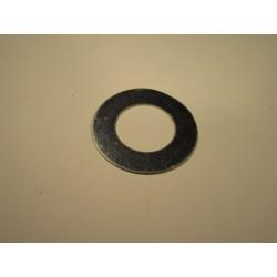 Abstandsscheibe verzinkt 0,5 mm