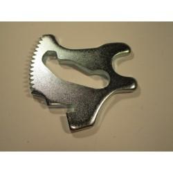 Zahnkranz verzinkt für Handbremshebel ab Bj 65