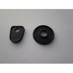 Haubengriffdichtung 2 Teilig -67 schwarz