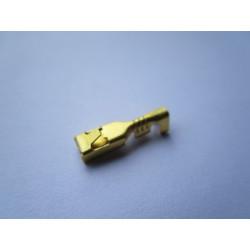 Flacstecker schmal 0,85-1,25