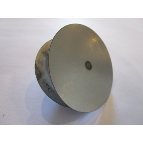 Verschlußplatte Frontschürze 65 mm