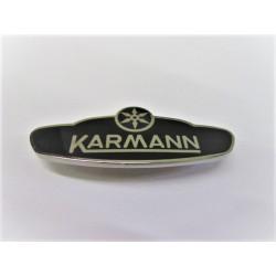 Karmann Emblem VW Käfer Cabrio
